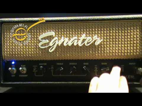 Musikmesse 2010 - Egnater Tweaker clean channel - demo