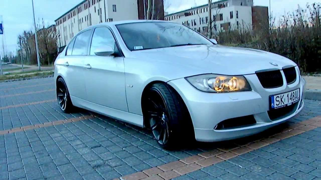 Bmw E90 320d Styling 95 Youtube