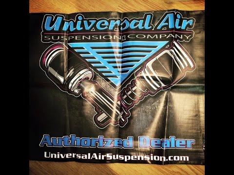 BackStreet Customs, Air Ride, Viair 444's, Aero Sport Air Bags