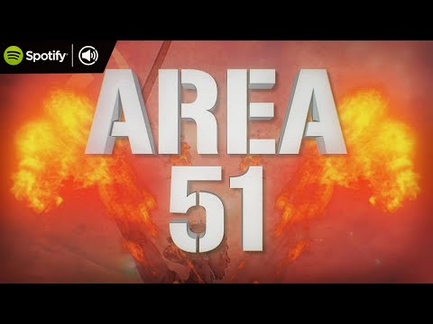 DJ Blyatman & Hard Bass School - AREA 51 (Official Music Video) - They Can't Stop Us All