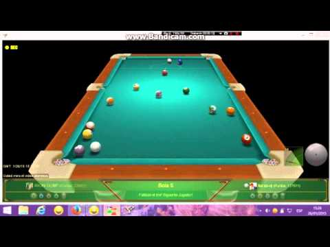 lucas-rj vs IRON DOME tm 5 ball 26/01/15