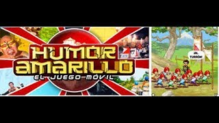 """Humor Amarillo: The Mobile Game"" - Gameloft 2008 year (Java Game)"