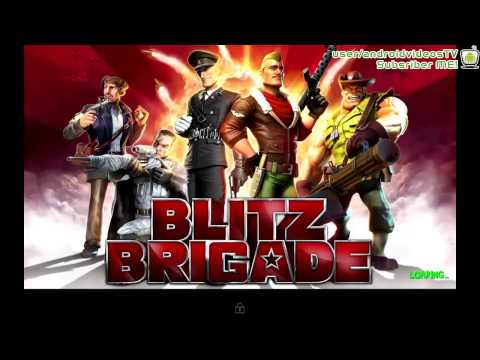 Android Blitz Brigade - Online FPS fun (Online Mode)