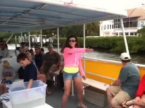 The Harlem Shake On A Boat