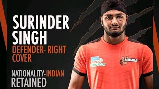 U Mumba 2018 Team Squad and Theme Song video