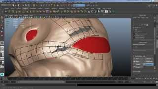 Drawing Polygons with Maya's Modeling Toolkit
