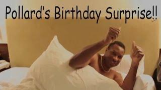 Mumbai Indians - Kieron Pollard's Birthday Surprise [2014]