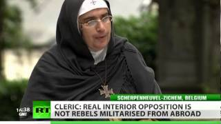 'I saw rebels beheading men for religion' - Syrian cleric