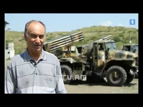 Nagorno Karabakh war hero Gen. Jora Gasparyan