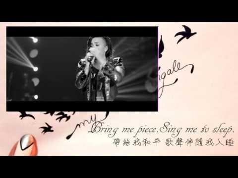 Nightingale -  Demi Lovato 中文字幕