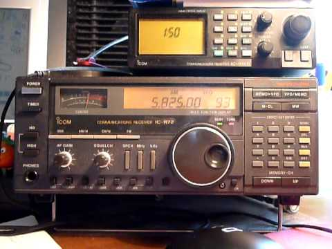 Radio Scotland - 5825 kHz - 25/09/2011 - 8h04 utc