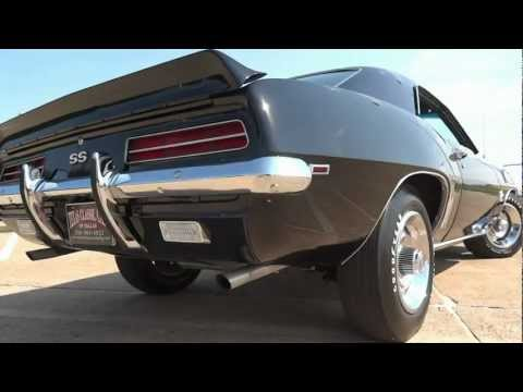 1969 Chevrolet Camaro 396 L89 Muscle Car in HD