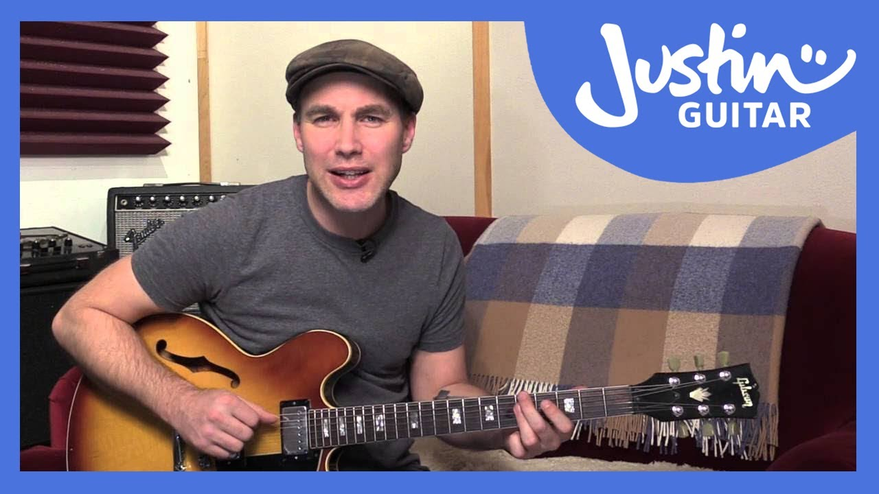 JustinGuitar  YouTube
