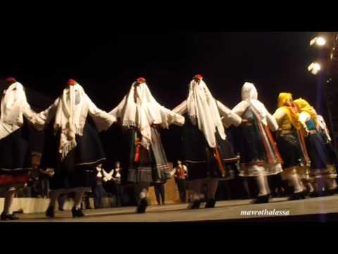 ΘΡΑΚΗ - Παραδοσιακοί χοροί και τραγούδια Δ. Θράκης Music Videos