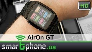 AirOn GT - обзор часофона
