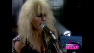 Watch Lita Ford Kiss Me Deadly video