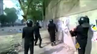 تسريب يكشف دور الداخلية والجيش المصري بأحداث 30 يناير