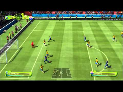 BRAZIL - CROATIA | FIFA World Cup 2014 (All Goals Highlights HD)
