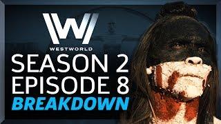 Westworld Breakdown: Season 2 Episode 8 Kiksuya