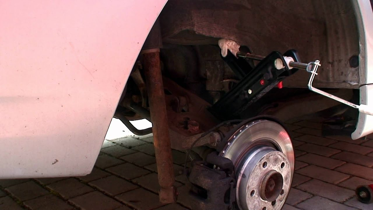 Bmw E46 Diy Rear Coil Spring Replacement 3 Series Updated