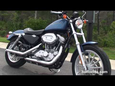 Used 2005 Harley Davidson XL883 Motorcycles for sale  - Crystal River, FL