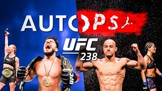 The Autopsy - UFC 238: Cejudo vs Moraes, Shevchenko vs Eye