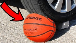 EXPERIMENT: CAR VS BALL