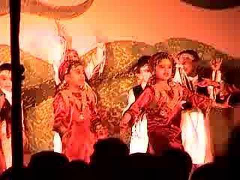 nino bhumroo dance II