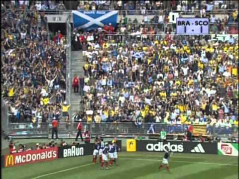 World Cup 1998 | Group A | Brazil - Scotland | 2-1 | Highlights thumbnail