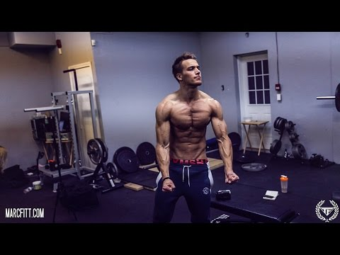 Shred Your Chest Workout - Marcfitt video