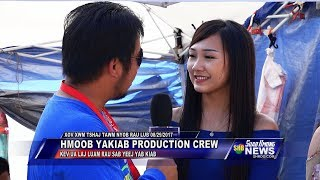 SUAB HMONG NEWS:  Hmong movie producers, Kou Thao and Hmoob Yakiab Production