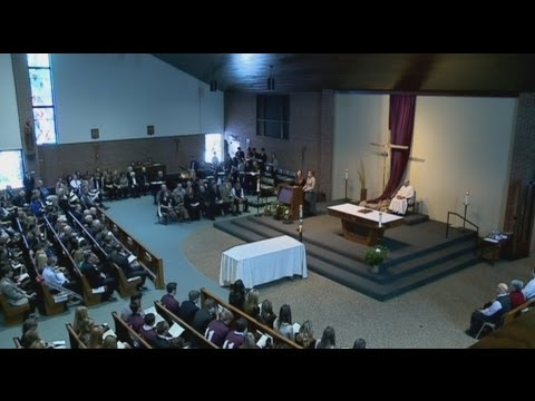 Ryan Fischer s funeral (Part 1)