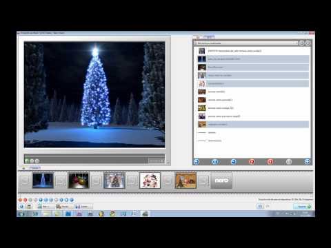 Crear DVD de diapositivas con Nero 9