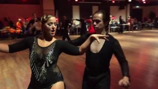 NDO/DMN 2017 - Amateurs Latin  - indelingsronde - heat 1 - Cha Cha Cha
