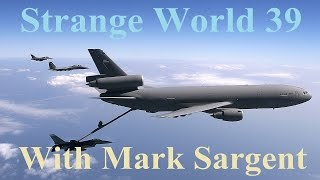 Retired US Air Force Navigator talks about Flat Earth - SW39 - Mark Sargent ✅
