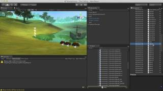 Unity3d Tutorial - Hack & Slash RPG Part 201 - 400