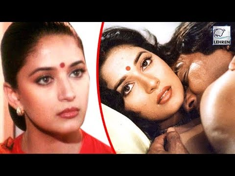Madhuri Dixit Regretted Doing The KISSING Scene With Vinod Khanna