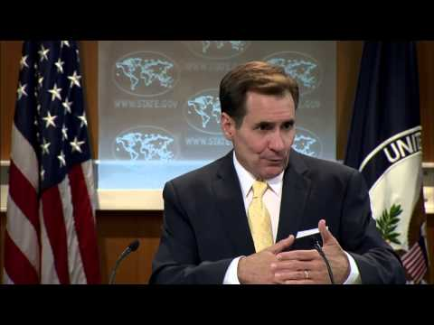 Daily Press Briefing - June 19, 2015