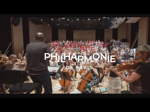 Thumbnail of The Making of 3 concerts - Playing for Philharmonie 2018