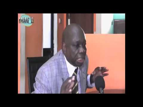 Makuta Nkondo Fala Sobre Culturas Bantu, Tchuna Babe, Colan Xuxuados & Gatunos do...