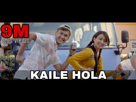Kahile Hola (Official Music Video) ׀׀ The Cartoonz Crew ׀׀ Dipen Kc, Sumina Lo