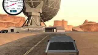 Gdzie znaleźć jedyny w swoim rodzaju samochód Sandkind w GTA SA.
