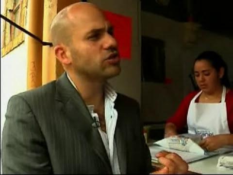 publicidad en el empaque de las tortillas / medio alternativo