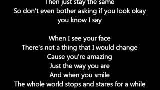 download lagu Bruno Mars - Just The Way You Are gratis