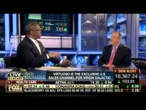 Virtuoso CEO Interview - Suborbital Space Tourism