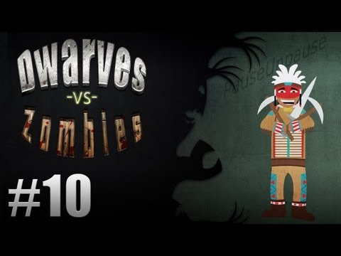 Dwarves Vs. Zombies - Episode 10 - Weetigo