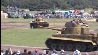 Tiger 131 vs. Sherman Tankfest 2009 vol. 1 (27 06 2009)