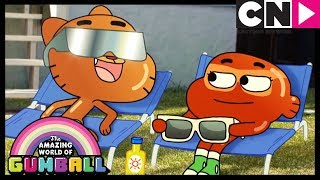 Gumball   How To NOT Take Out The Trash   The Procrastinators   Cartoon Network