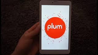 Plum Optimax 11 - 4G GSM Unlocked Tablet Phone