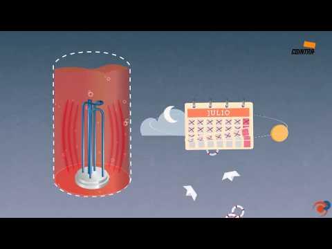 Resistencias anticalcáreas para mejorar el rendimiento de los termos eléctricos de Cointra